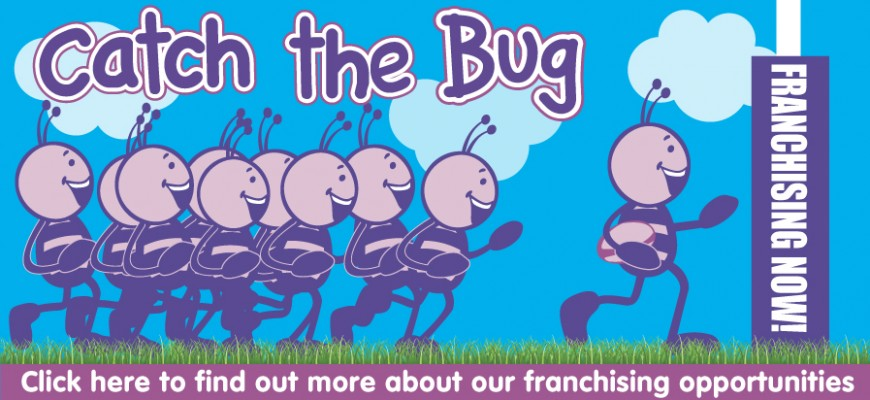 Rugby Bugs Franchising - Children's Rugby Activity