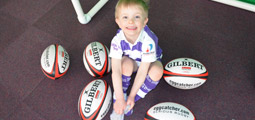 RugbyBugs - Fun and challenging rugby programme for children aged 2½ -7